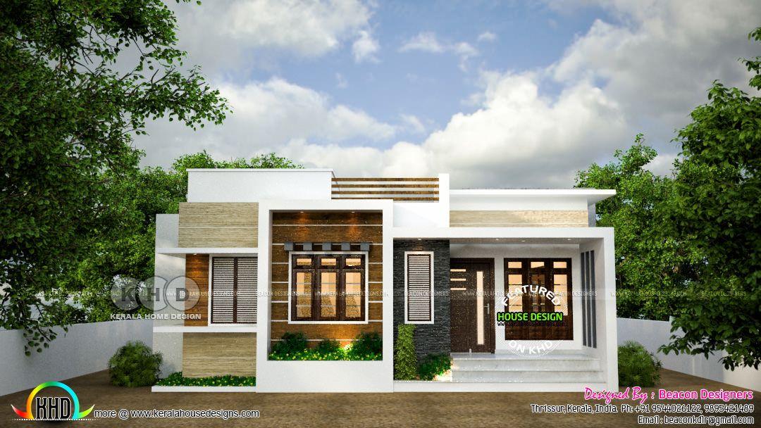 Kerala Home Design Khd On Twitter Small Budget Kerala Home Design Https T Co Jnltkhwpva Architecture Design 3drendering Homeplan