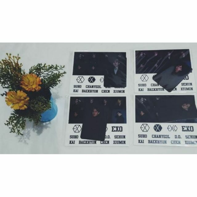 I'm selling [COD] EXO Official Photocard & Sticke... for ₱520. Get it on Shopee now! https://t.co/BDblvLxwDq #ShopeePH https://t.co/8Gah8BldZs