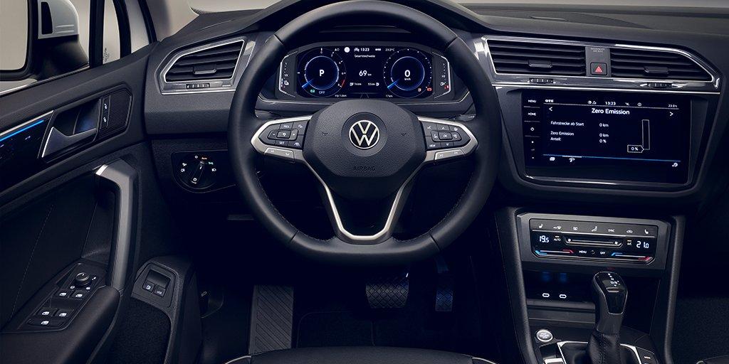 Este #VW tiene un gran interior, pero ¿sabes decirnos de qué modelo se trata?  #Vokswagen #VW  🔁 Tiguan ❤️ T-Cross 💬  T-Roc https://t.co/gaJrMByQP4