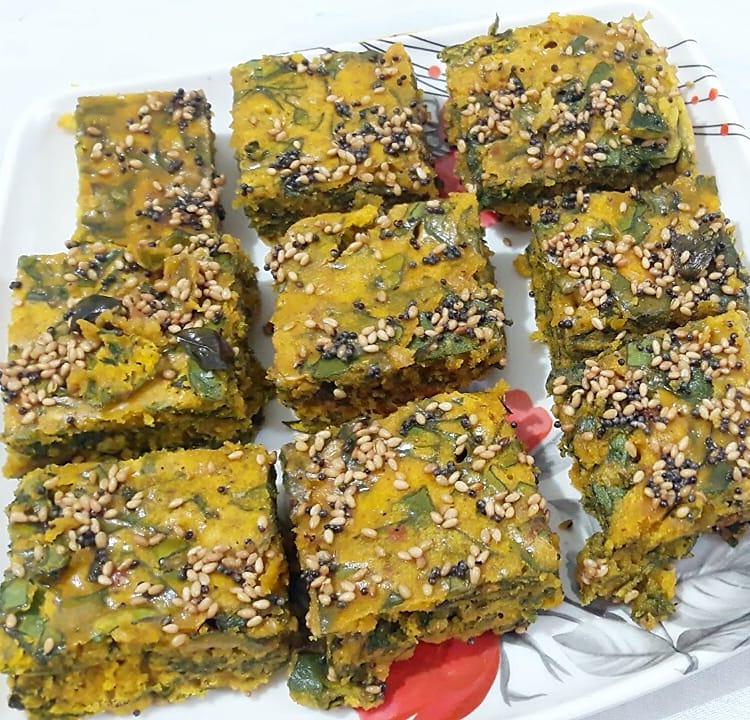 Arbi Ke Patte Ka Dhokla😊  #chef #dessert #yumm #cooking #goodfood #FoodForThought #desserts #foodlover #foodfantasy #FoodNetwork #Food #foodblogger #recipeofindia #ilajayswal  https://t.co/n6AF8pup5e  FB https://t.co/SU2igmWL2V  Instagram https://t.co/tKDrPUM9Vh https://t.co/Xg0b0MA3bF