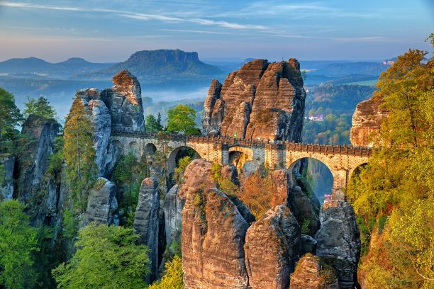 Whether you are planning a day trip or want to go exploring, Saxon Switzerland National Park is a great place to escape. The Park is Saxony's only national park and is the only rocky national park in Germany. #amluxurytravel #vacationplanning #call📞me https://t.co/ptEZDfoW33