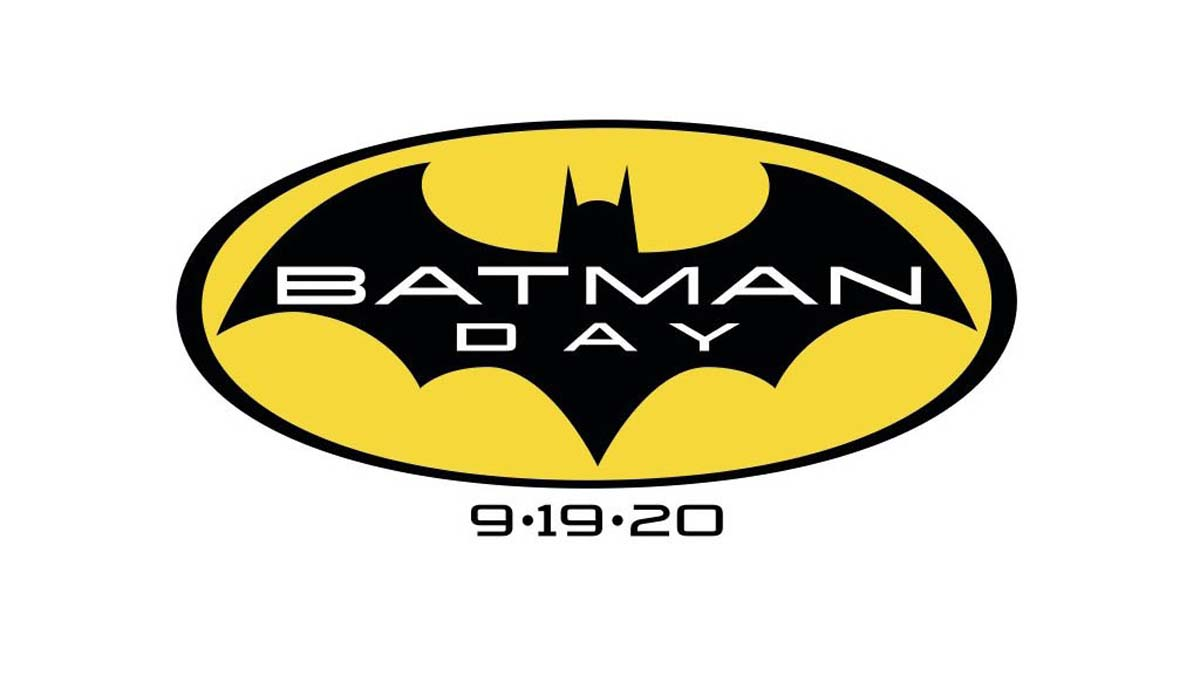 #BatmanDay