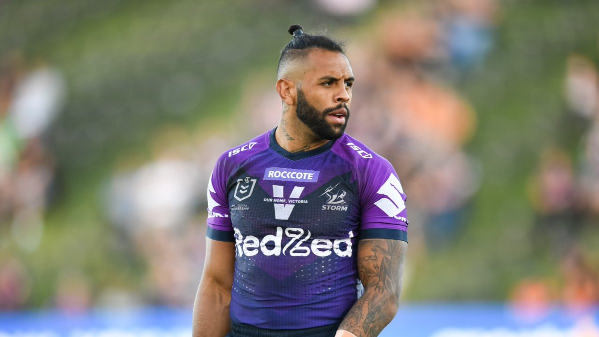 Storm growing impatient with Addo-Carr contract saga as club aims to put talks on hold.   #NRL  https://t.co/LR6BokksuS https://t.co/9wyzaLCbio