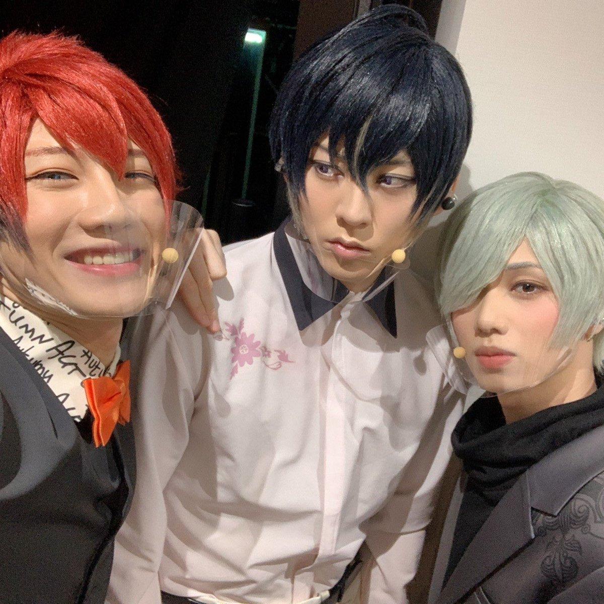 MANKAI STAGE『A3!』〜Four Seasons LIVE 2020〜ご来場誠にありがとうございました!!明日が最終日。楽しみましょう!!