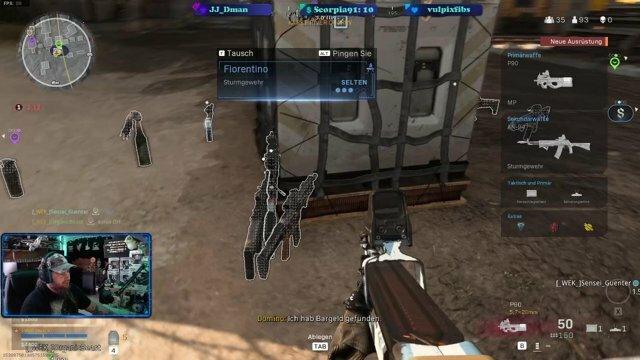 Ich bin Live mit Call of Duty: Modern Warfare auf https://t.co/ieIIPZa349 kommt an Board und Startet die Piratenparty! #Call of Duty: Modern Warfare https://t.co/wVvhd3cHc4
