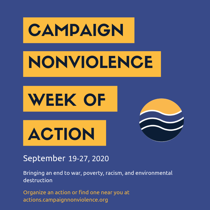 """During the Campaign Nonviolence Week of Action  we will share the how/why/when we practice nonviolence on our social media sites.   """"The very name Sisters of Peace will, it is hoped, inspire the dsire of peace anda  love for it."""" -1884 Constitutions  #CNV  #peace #Nonviolence https://t.co/eDIBz2MUwr"""