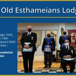 Image for the Tweet beginning: Great to see Old Esthameians