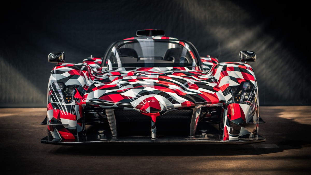 The GR Super Sport hypercar made a cameo appearance ahead of the @24hoursoflemans today. What do you think? @TGReurope #ToyotaGAZOORacing #LeMans #PushingTheLimitsForBetter #HyperCar https://t.co/PFEMsynIlm