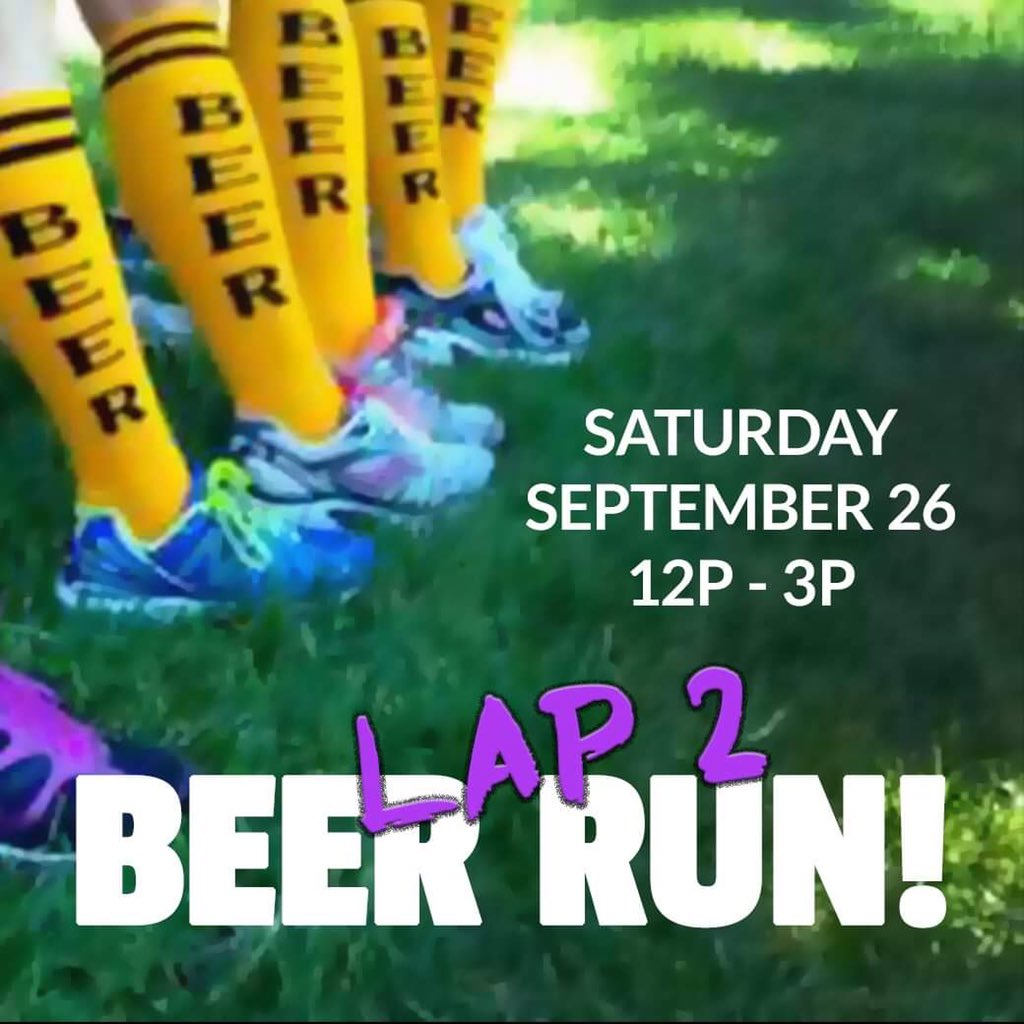 🗣On your mark, get set, BEER! 🍺  Pre-order online then pick up your order next week on Saturday, September 26th between 12pm-3pm! • For more info and to place your order here: https://t.co/ppL9kYXejx https://t.co/FeA8ggxWkH