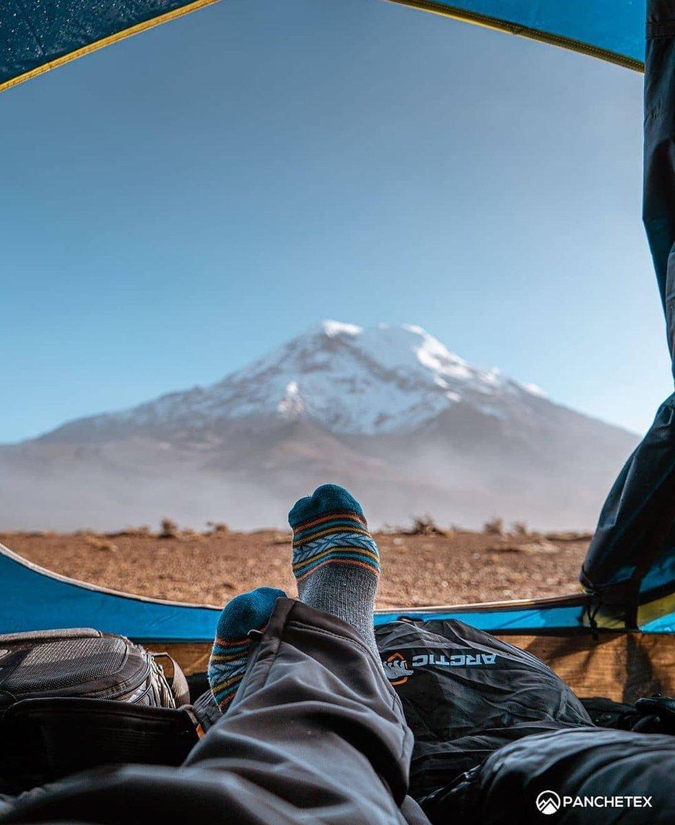 Volcán Chimborazo 📍 Chimborazo, #Ecuador🇪🇨 IG 📸 @panchetex #Montañas #Aventura #Senderismo https://t.co/89WMJcsinz