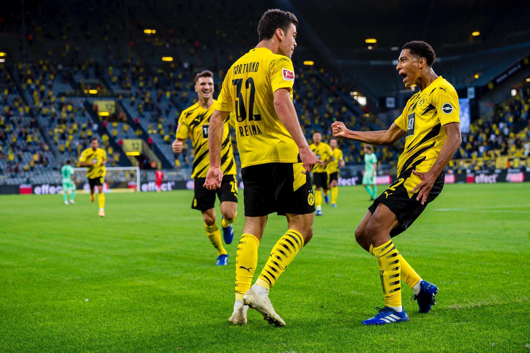 Дортмунд - Гладбах 3:0. Победа семнадцатилетних - изображение 1
