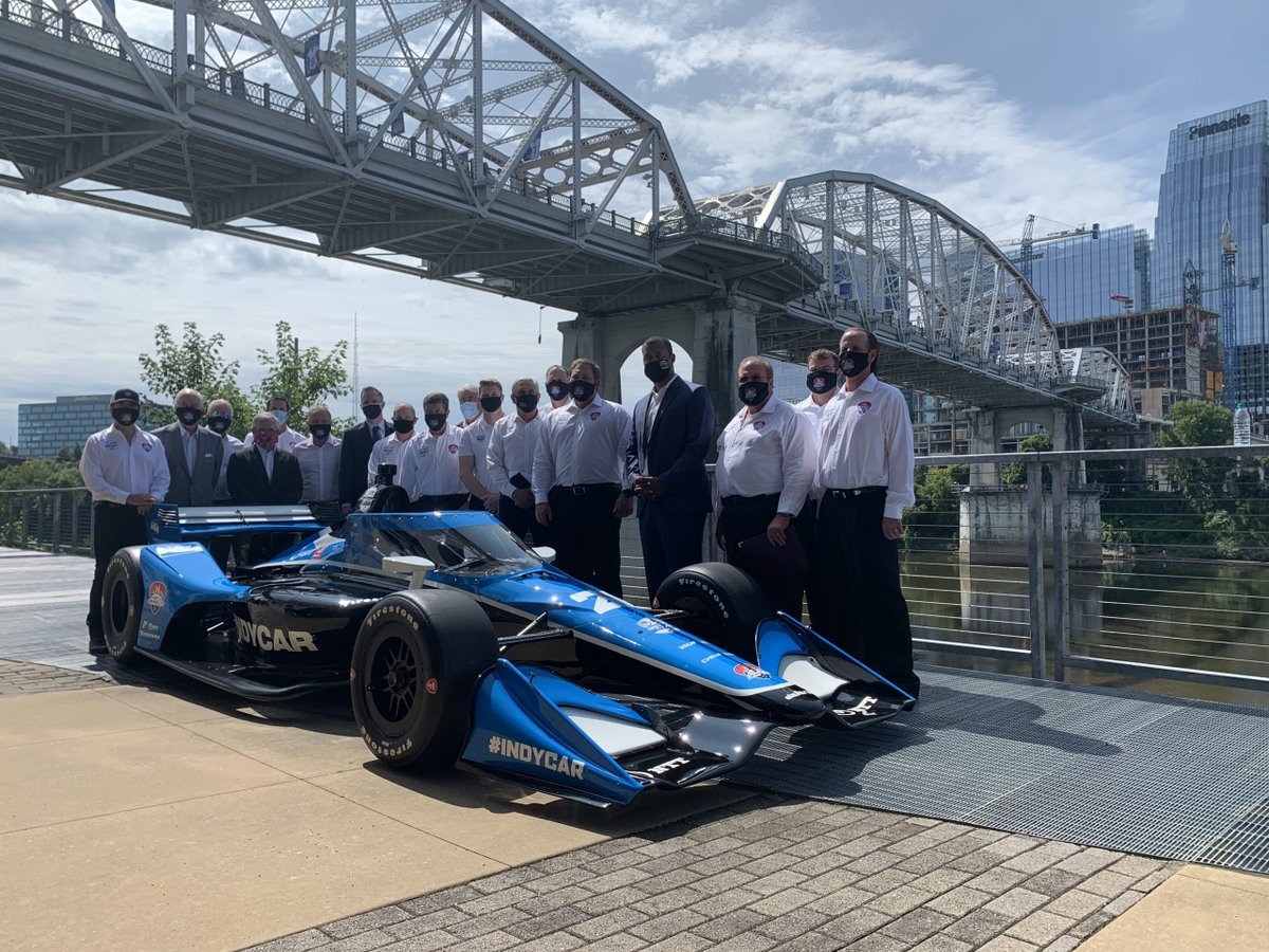Josef Newgarden talks about unique Nashville street circuit as he is excited to drive on the bridge.  Also, Mark Miles says 2021 calendar in 3-4 weeks and to have a good mix of tracks when speaking to media including https://t.co/YmwagkQsll:  https://t.co/CFtLQ6H55v #IndyCar https://t.co/EI1nd9TyJK