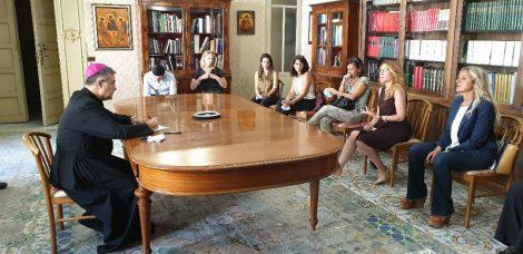 Rinascente a rischio chiusura, l'arcivescovo Lorefice incontra i dipendenti (FOTO) - https://t.co/SX65Oe1Ps4 #blogsicilianotizie