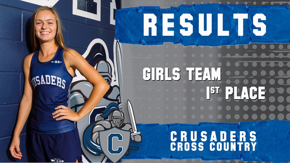 #SaderNation Girls XC take the overall win at The Woodlands Christian this morning! #TheOnlyWayIsThrough #WillFindsAWay #WEWILL #BSNSPORTSWomen #TheHeartOfTheGame https://t.co/e90whz4y9g