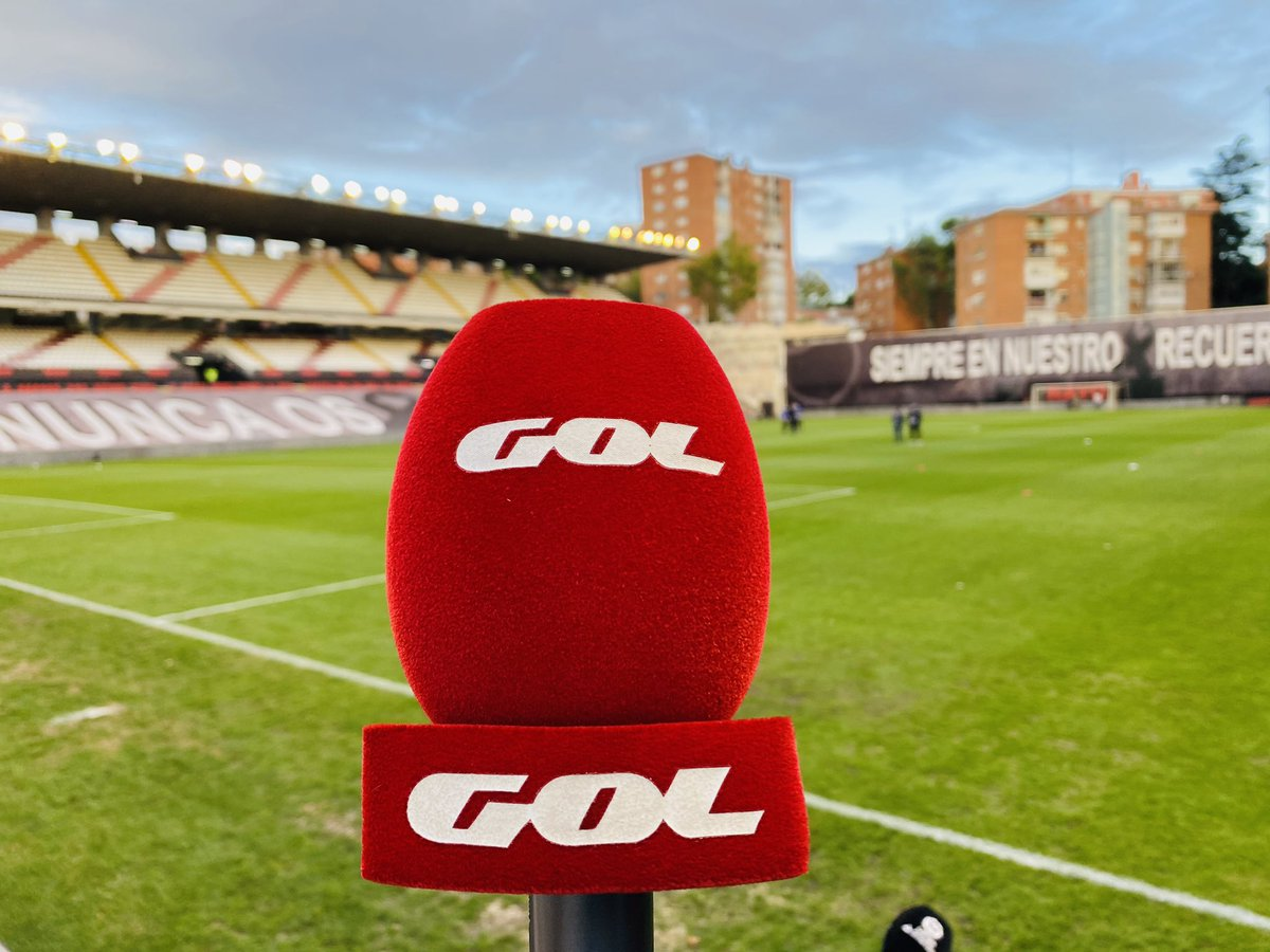⚽️@RayoVallecano-@CESabadell   📺 @Gol  ⏰ 21.00  🏟 'Estadio de Vallecas'  🎙@HectorRuizPardo @JofreM11 @isaacfouto   🗣Previa 20.15 #DirectoGol con @MateoSanchezTV   📱 Participa con el hashtag #GolesDePlata https://t.co/7uBHjKcqo5