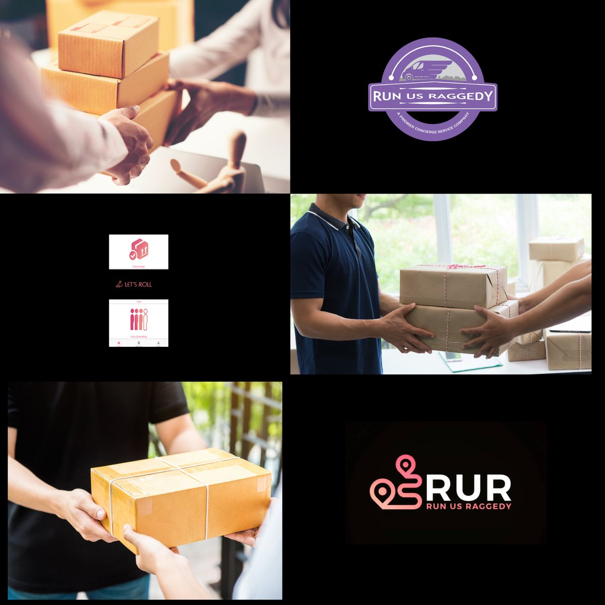 We deliver items under a 100lbs.  Download the app or call today.   Cast Your Errands Relax A Little Live A Lot.  One World   One Community   One App  https://t.co/vrxKOcpsMo  #Technology #WomenInTech #Startup #Business #Innovation #Leadership  #Education #Wealth  #Timemanagement https://t.co/RgVRzq9L3Z