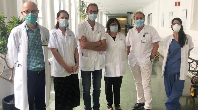 Aquesta setmana, a l'IDIBAPS: Una tècnica per a la seqüenciació massiva de l'ADN podria ajudar en el diagnòstic de les trombosis venoses esplàcniques https://t.co/CAd3uKWa7k https://t.co/aBJjpYjqlw