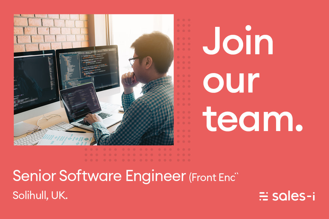 Do you have extensive API skills? ES6+? GIT? 📞 Call us: Senior Software Engineer (Front End) https://t.co/19wIHkvO5J #jobs #saas https://t.co/FEYl5gNxQv