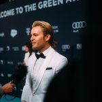 Green Awards Gala! I really enjoyed last night in my special @HUGOBOSS tuxedo with some incredibly inspiring people! Thanks to everyone for celebrating change with us at the Greentech Festival 2020 🌍