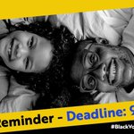 Image for the Tweet beginning: There's still time to #BeCounted!