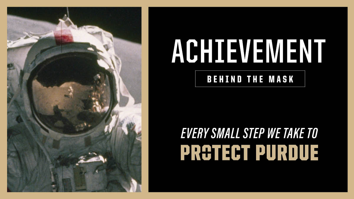 Every small step we take to #ProtectPurdue. #BehindTheMask https://t.co/g41gXJyqiQ