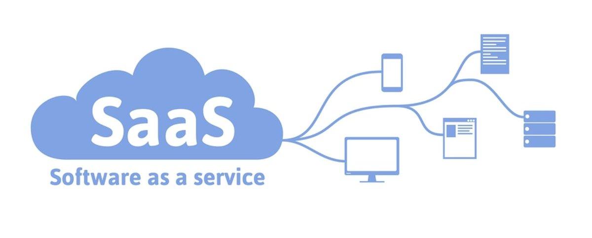 ▪️ما المقصود بمصطلح (#SaaS) ؟  البرمجيات كخدمة (Software as a Service)  اهي أحد نماذج تقديم البرمجيات القائمة على السحابة، حيث يقوم مزود خدمة السحابة بتطوير برمجيات تطبيقية سحابية وحفظها وتوفير تحديثات تلقائية للبرمجيات وإتاحة البرمجيات عبر الإنترنت على أساس نظام الدفع بالتقسيط. https://t.co/pJcO0MCMX7