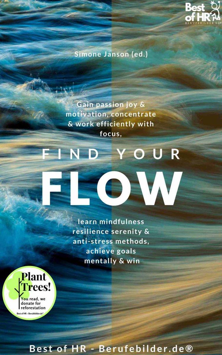 Flow finden {+Bäume pflanzen & AddOn}  #Communication #Happy #Perfectionism #PositiveMindset #Relax #Success #TimeManagement https://t.co/En35Gp8mFc https://t.co/aS4N2Gl9dQ