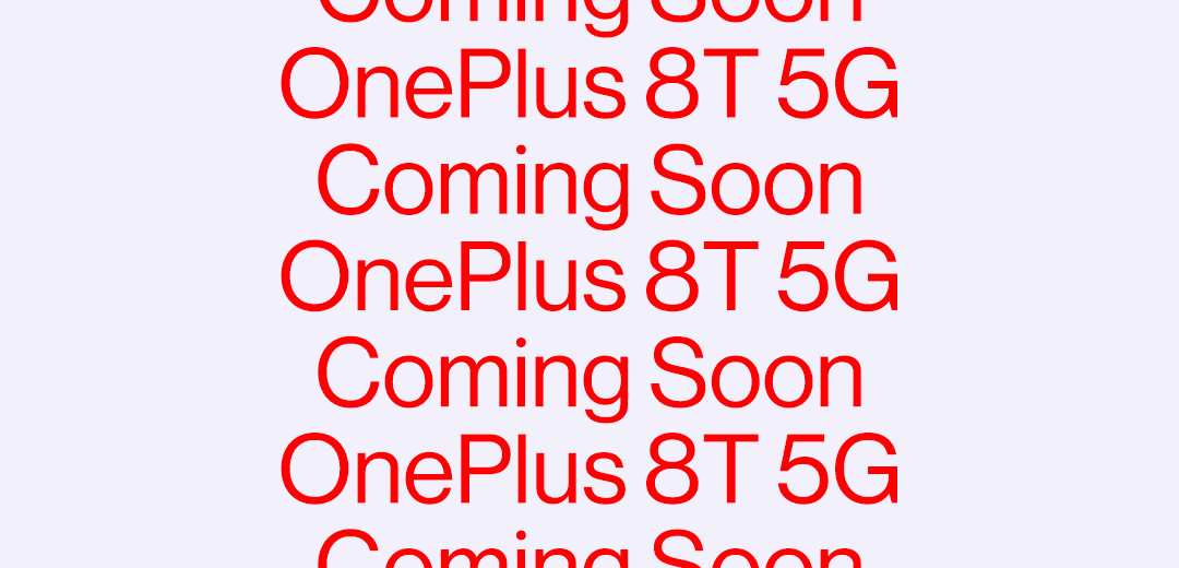 Oneplus 8T: Price, Specifications, Launch