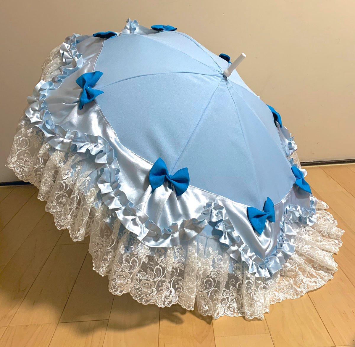 ダイソーのビニール傘から錬成しました