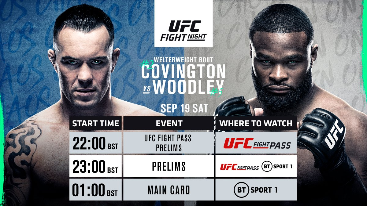Here's the #UFCVegas11 broadcast schedule for everyone in the U.K. and Ireland 📺  This is the best fight night card in a minute and I'm hyped for it. https://t.co/HN5qvBeJZk