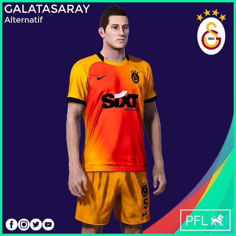Galatasaray 20/21 alternatif forması sitemize eklendi. Sitemizden indirebilirsiniz.  #eFootballPES2021 #eFootballPES2020 #pes2021 #pes2020 #pes2019 #pes2018 #galatasaray #galatasarayforma #nike #gs #pesturkey #pesturkish https://t.co/OgvEWzEdcE