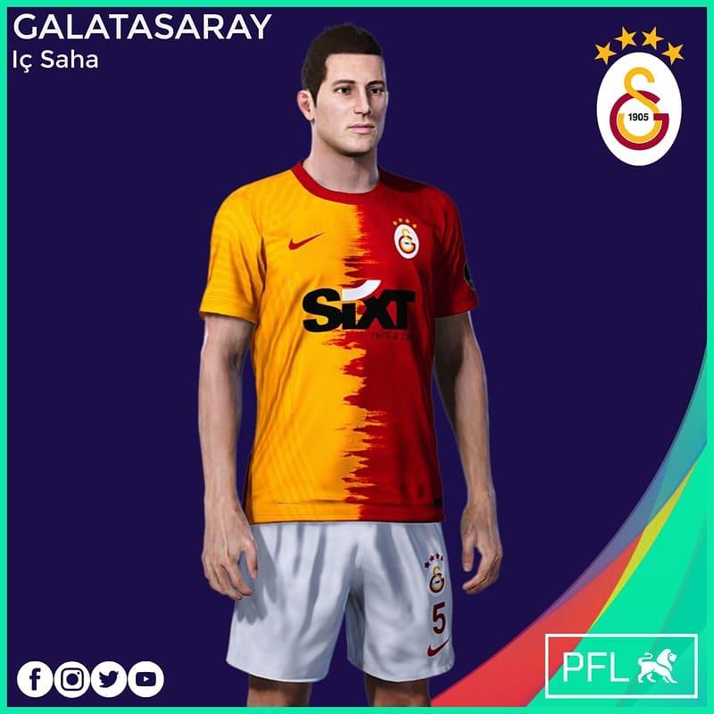 Galatasaray 20/21 ic saha forması beyaz şort güncellemesi eklendi. Ayrıca forma çizimi de güncellendi. Sitemizden indirebilirsiniz.  #eFootballPES2021 #eFootballPES2020 #pes2021 #pes2020 #pes2019 #pes2018 #galatasaray #galatasarayforma #nike #gs #pesturkey #pesturkish https://t.co/pW3iU6Rwdy