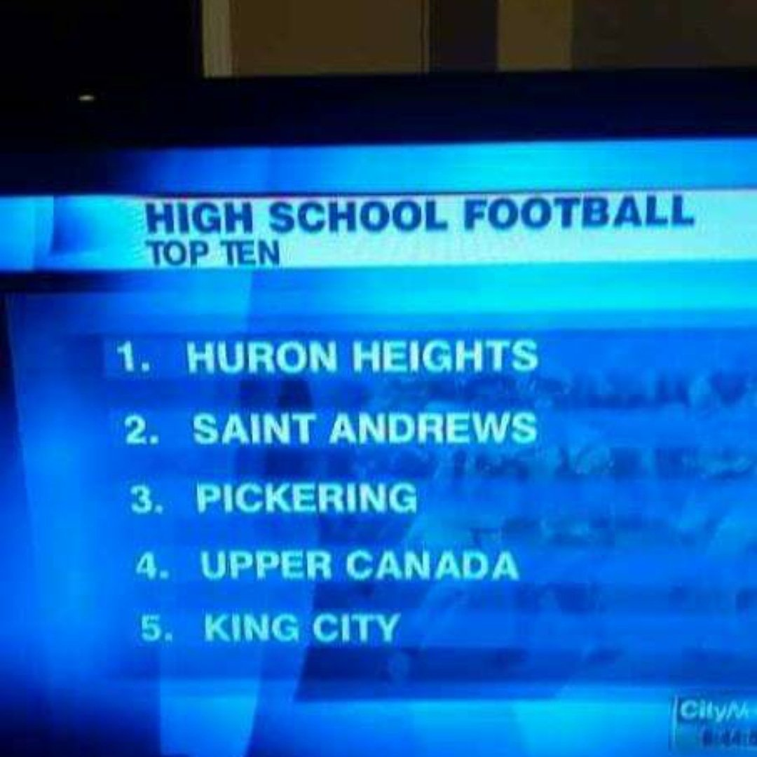 Back in 2013 Toronto's City TV had the Warriors ranked #1 in the GTA.  #THEONLYWAYISTHROUGH https://t.co/9IAk2jP8vh
