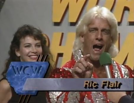 ICYMI: We recap and review NWA Saturday Night on TBS from May 6, 1989 with promos from Ric Flair, Gary Hart, Michael Hayes, and more! Listen to the pod recap here: https://t.co/lFXetlilQu https://t.co/Ygs7PTSYhy