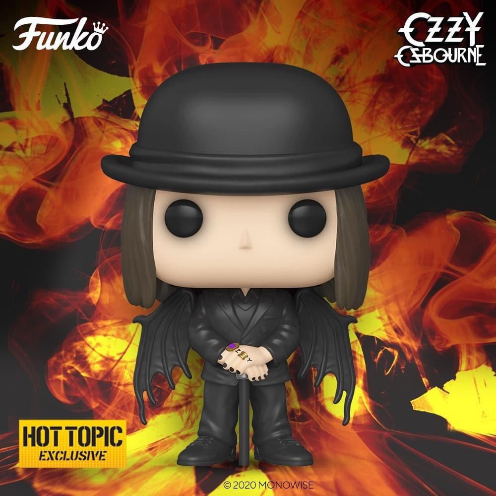 Coming soon: @OriginalFunko Pop!: #Ozzy @HotTopic Exclusive.  Pre-Order today! https://t.co/QnoetdENbF  #Funko #FunkoPop #Pop https://t.co/L7Y4XvfQjS