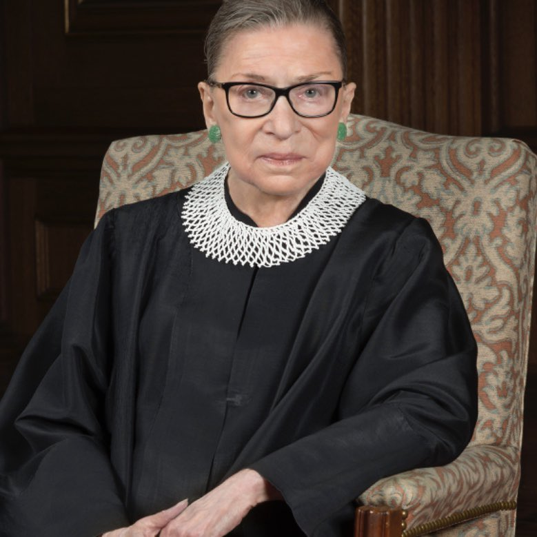 Another hero gone. 💔 Rest in power, Ruth Bader Ginsburg. And thank you for everything. Not only were you notorious but also victorious. #RestInPowerRBG #NotoriousRBG https://t.co/NU6WBfk04s