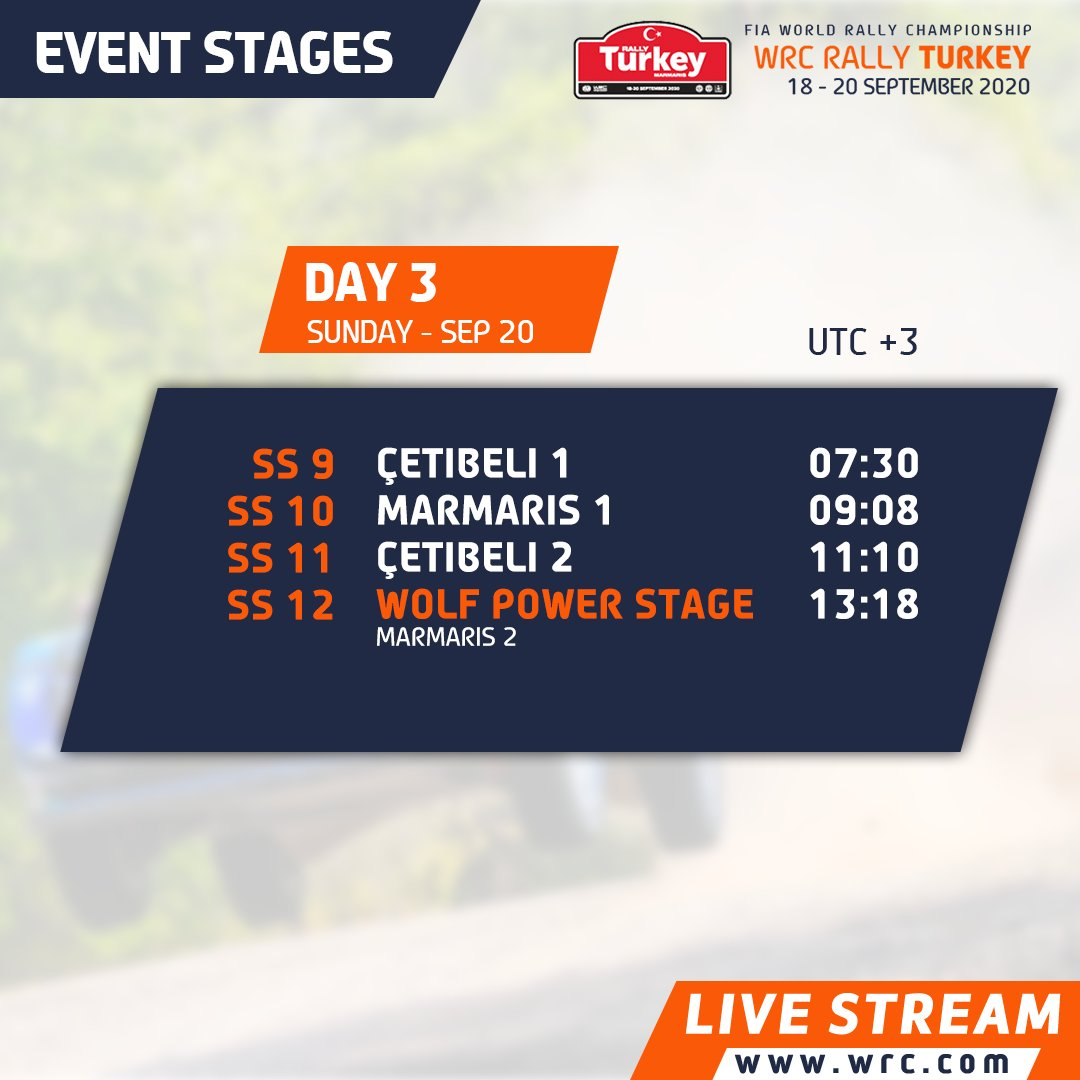 WRC: Marmaris Rally Turkey [18-20 Septiembre] - Página 5 EiST9lgWoAEpbVX?format=jpg&name=medium