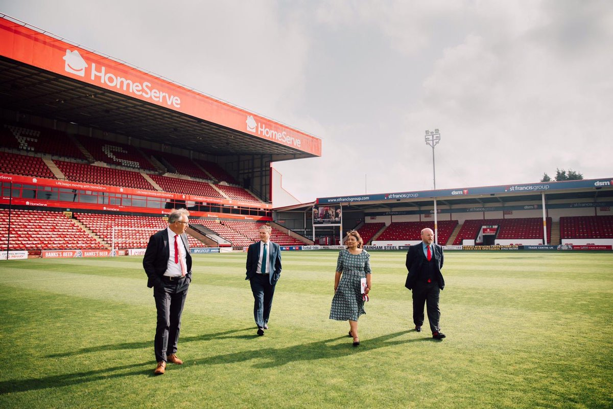 Thank you @WFCOfficial @Keir_Starmer @liambyrnemp we discussed how to get fans back into Banks's stadium https://t.co/O6ZV8Su0sw