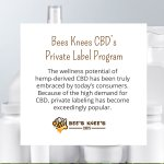 The wellness potential of hemp-derived CBD has been truly embraced by today's consumers. Because of the high demand for CBD, private labeling has become exceedingly popular. #hempoilextract #cbdoil #cannabidiols #cbdhelps https://t.co/Ji6FPbvpoT