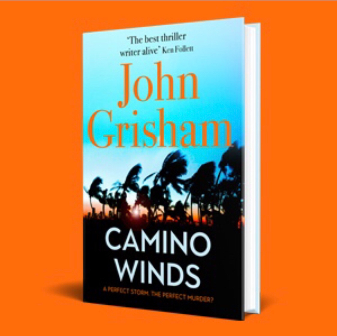 Camino Winds John Grisham - Rs. 2495 - 10% Off Order Now At: https://t.co/HPTJYKTtv7  #CaminoWinds #JohnGrisham #Readings #ReadingsBookstore #ReadingsPK https://t.co/vH8ErhZZZX