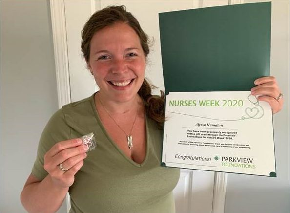 Through @ParkviewFDNs #DoctorsDay and #NursesWeek campaigns earlier this year, our clinicans were nominated for the Guardian Angel program. Help us celebrate them! https://t.co/oxguGcADZB  Alyssa Hamilton, Nursing Services Operational Lead Suehan Lawson, RN, BSN Brian Rosman, MD https://t.co/2v04nc49oQ