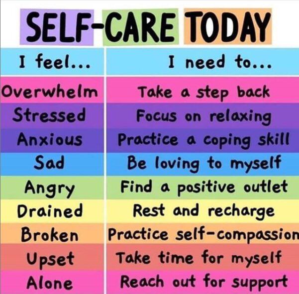 What do you need today? #selfcare https://t.co/CHWVxoedZ7