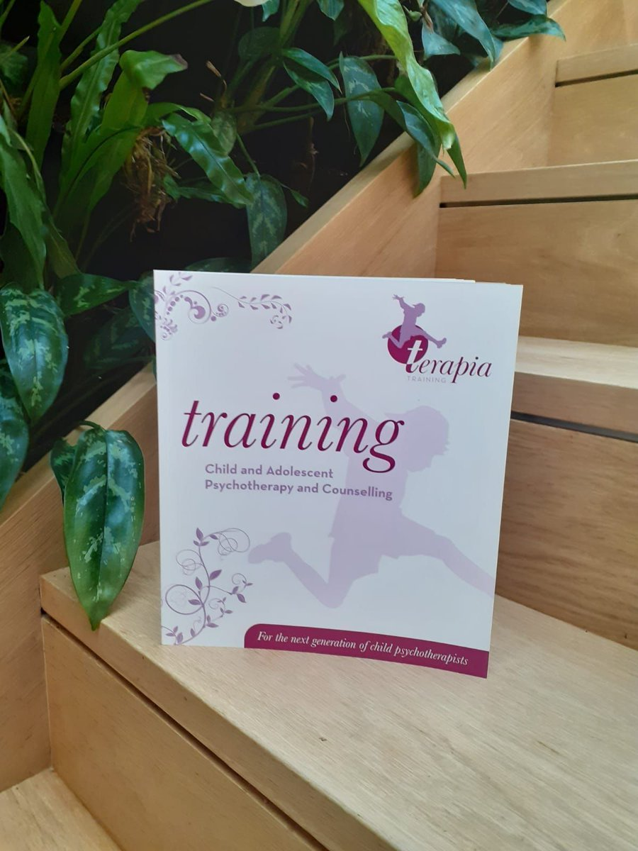 Have you ordered one of our training brochures? If you've been thinking about a change in career or want to extend your knowledge in child & adolescent psychotherapy & counselling, DM us & we'll send one out.   #Training #Education #Psychotherapy #Counselling #UKCP #MA #Terapia https://t.co/Yhb8pUtj78