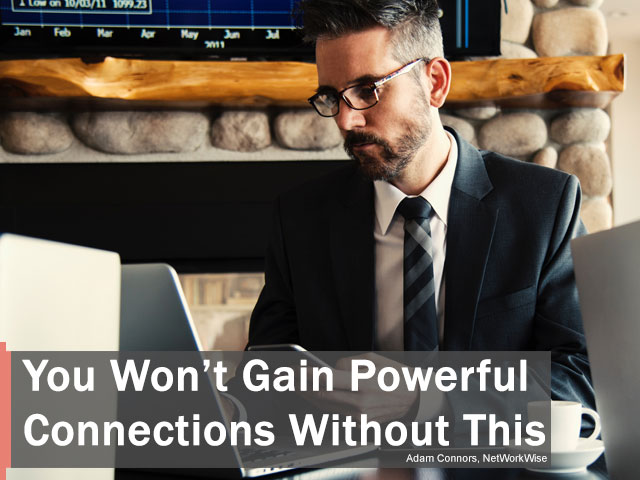 There's something you definitely need when you are building relationships—otherwise you won't gain powerful connections.  What is it?  #Read and #learn how to #NetWorkWise: https://t.co/YRt3zAMcdH  #Networking #Business #Marketing #Relationships #ThisIsHowYouNetwork https://t.co/17PL5fXfyJ