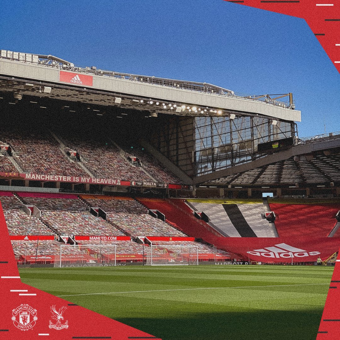 Our home ❤️  #MUFC #MUNCRY https://t.co/xHSWijOy2V