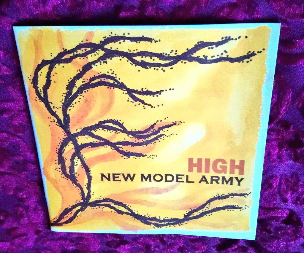 #nowlistening #lockdownsound @officialnma #High #FromHere  Double dose today 😊 Was thinking about the gig on my birthday in 2007 - still remember hearing some of the songs from High live for the 1st time - what a cracking night 😎😀 https://t.co/tRCb2QcPZ3