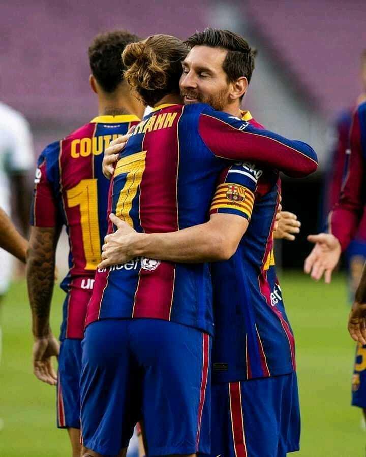 Pre assist by Leo  Barcelona-Barca Page: https://t.co/ZWP88vMtBu Barcelona-Barca Instagram: https://t.co/nfYiLeAKIN Barcelona-Barca Twitter: https://t.co/iS9JvueU7Q  #fcb #fcbarcelona #messi #barcelona #Barcelona-Barca #lm10 #ucl #laliga #barça #forçabarça #football #fcblive … https://t.co/DWyZ7CQsu9