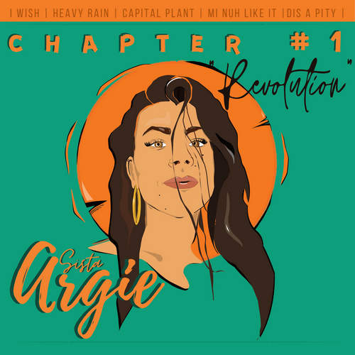 SISTA ARGIE - CHAPTER #1 REVOLUTION | #New #EP | Sista Argie's eagerly awaited EP is finally out on the streets. #SistaArgie #Chapter1Revolution #NewEP #LennartWillms #ReginaGrieger #Reggae #OutNow #PlayingNow #Germaica  #ReggaeMusic https://t.co/WuON8wu81L https://t.co/cLnZ4IMjkR