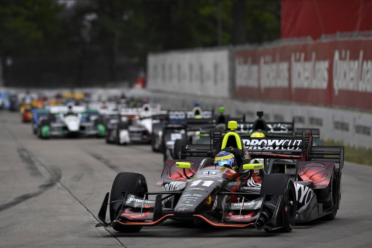 We're bringing you the race rebroadcast of the @chevrolet #DualInDetroit I from the 2016 #DetroitGP all day today! Check it out at https://t.co/YuPudory3J and see the furious @indycar action culminating with the 2nd #Detroit win in a row for former #INDYCAR champ @BourdaisOnTrack https://t.co/SOw9ZhgSSF
