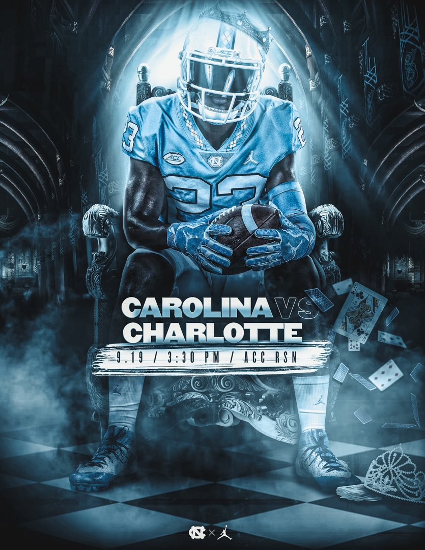 What might have been? 🚫🏈😢  #CarolinaFootball 🏈 #BeTheOne https://t.co/c2uzQWUMWy